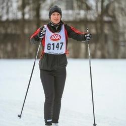 Skiing 45 km - Aili Bernhardtz (6147)