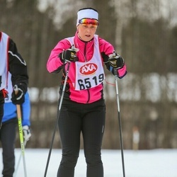 Skiing 45 km - Johanna Good (6519)