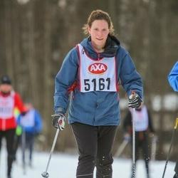 Skiing 45 km - Hedvig Nordin (5161)