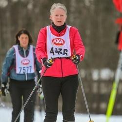 Skiing 45 km - Annette Östling (4436)