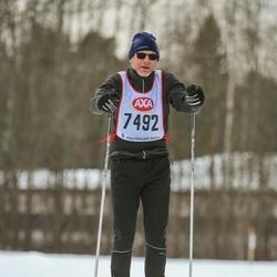 Skiing 45 km - Hans-Åke Sjunnesson (7492)