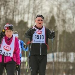 Skiing 45 km - Göran Lennartsson (4510)