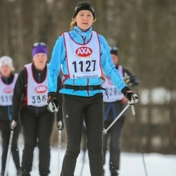 Skiing 45 km - Elisabeth Ahrent (1127)