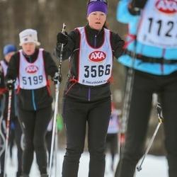 Skiing 45 km - Linnea Persson (3566)