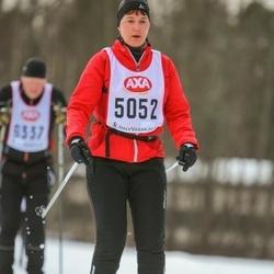 Skiing 45 km - Agneta Johansson (5052)