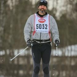 Skiing 45 km - Olle Lagerholm (5032)