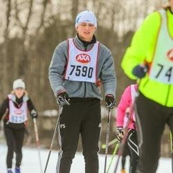Skiing 45 km - Svensson Patrik (7590)
