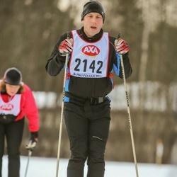 Skiing 45 km - Mikael Riggo (2142)