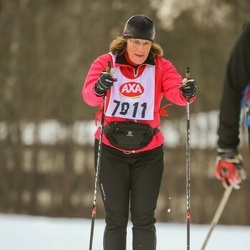 Skiing 45 km - Marie-Louise Wagner (7011)