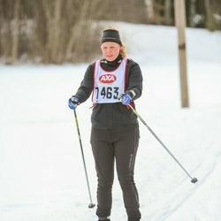 Skiing 45 km - Ida Siggelkow (7463)