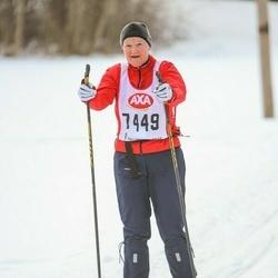 Skiing 45 km - Christina Ingebrand (7449)