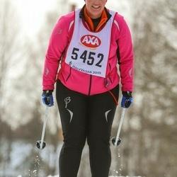 Skiing 45 km - Hanna Söderberg (5452)