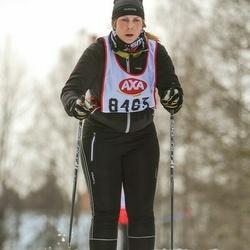 Skiing 45 km - Bodil Herbertsson (8463)