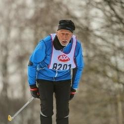 Skiing 45 km - Hans Reinhard (8201)