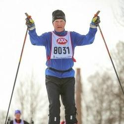Skiing 45 km - Ulf Jeverstam (8031)
