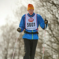 Skiing 45 km - Jörgen Hassgård (3601)