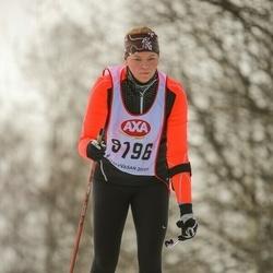 Skiing 45 km - Sara Persson (9196)
