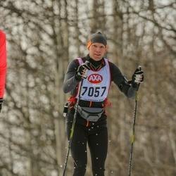 Skiing 45 km - Fredrik Ek (7057)