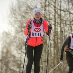 Skiing 45 km - Desirée Högblad (9111)
