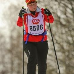Skiing 45 km - Désirée Holmberg (6506)