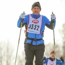 Skiing 45 km - Richard Larsson (5332)