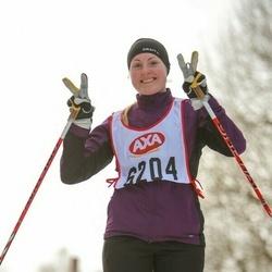 Skiing 45 km - Emma Strömbäck (6204)