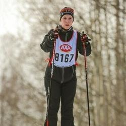 Skiing 45 km - Emmeli Prevorsek (8167)