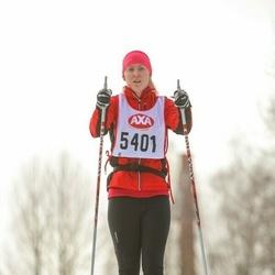Skiing 45 km - Jessica Fredheim (5401)