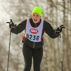 Skiing 45 km - Evelina Haglund (8236)