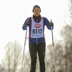 Skiing 45 km - Daniel Johansson (8313)