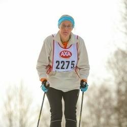 Skiing 45 km - Elisabet Welin Henriksson (2275)