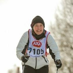 Skiing 45 km - Jytte Wamberg (7105)