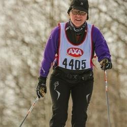 Skiing 45 km - Lena Liljestrand (4405)