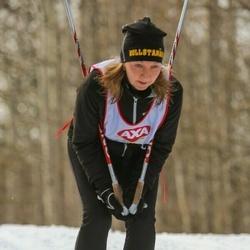 Skiing 45 km