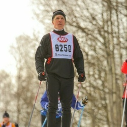 Skiing 45 km - Hans Gustafsson (8250)