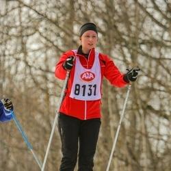 Skiing 45 km - Lena Almstedt Eriksson (8131)