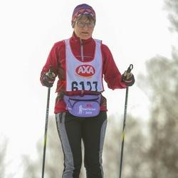 Skiing 45 km - Eva Pettersson (6127)