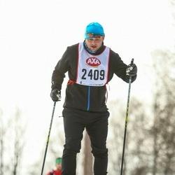 Skiing 45 km - Carsten Kjaer (2409)