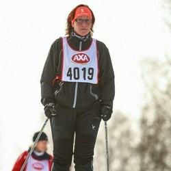 Skiing 45 km - Ingela Svensson (4019)