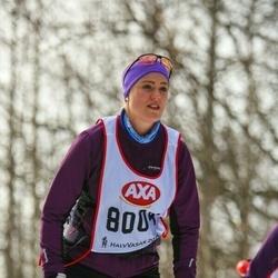 Skiing 45 km - Karolina Wicén (8004)
