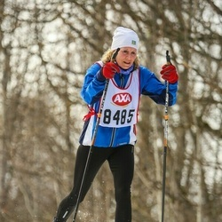 Skiing 45 km - Gunnel Axin (8485)
