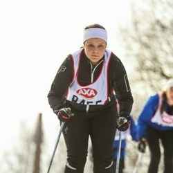 Skiing 45 km - Elin Hallgren (8455)