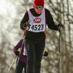 Skiing 45 km - Inga-Stina Grafström (4523)