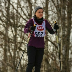 Skiing 45 km - Linnea Ebbesson (6577)