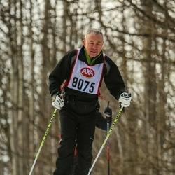 Skiing 45 km - Bo Ribers (8075)