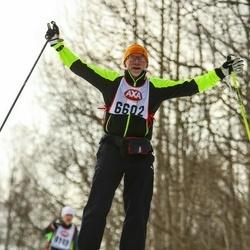 Skiing 45 km - Jan Johnsen (6602)
