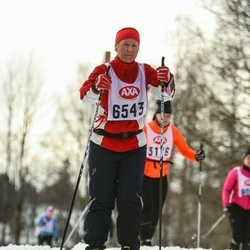 Skiing 45 km - Annika Rolland (6543)