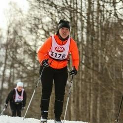 Skiing 45 km - Kristina Andersson (3176)