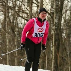 Skiing 45 km - Ellinor Andersson (8038)