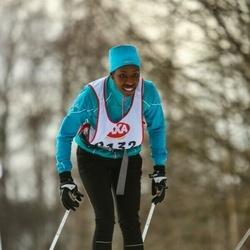 Skiing 45 km - Kadidia Arnland (8132)